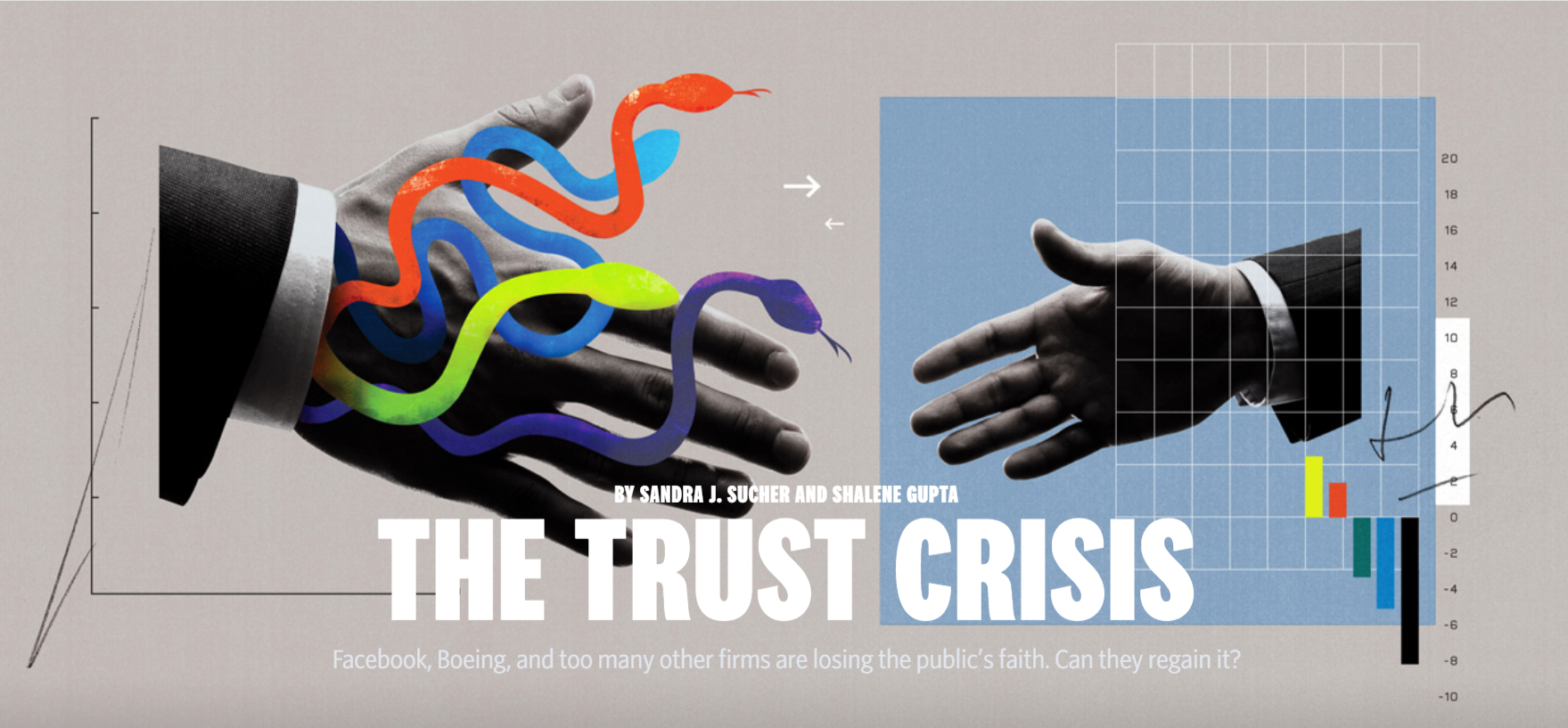 The trust crisis: Facebook, Boeing and too many other firms are losing the public's faith. Can they regain it?